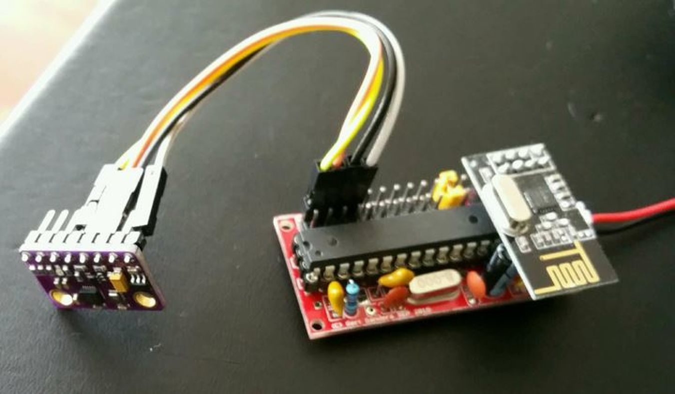 Orientation Sensor Mysensors Create Your Own Connected Home Diy Magnetic Field Meter Magnetometer Circuit Images