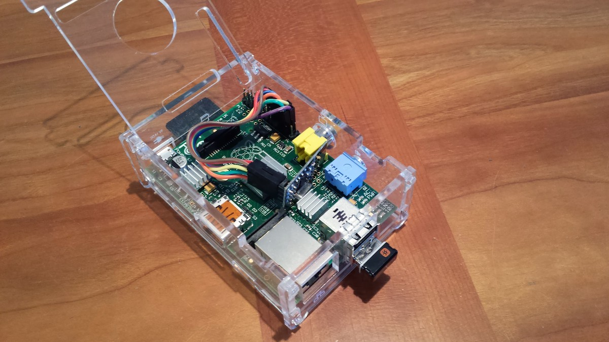 Building a Raspberry Pi Gateway | MySensors - Create your own