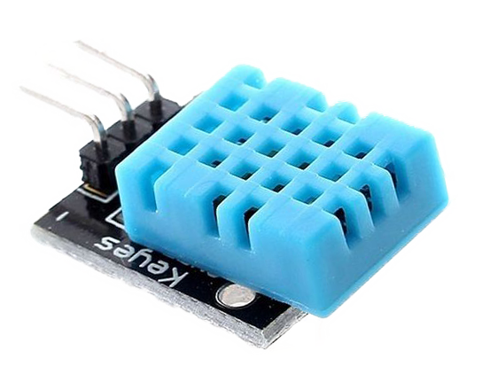 air humidity sensor - dht