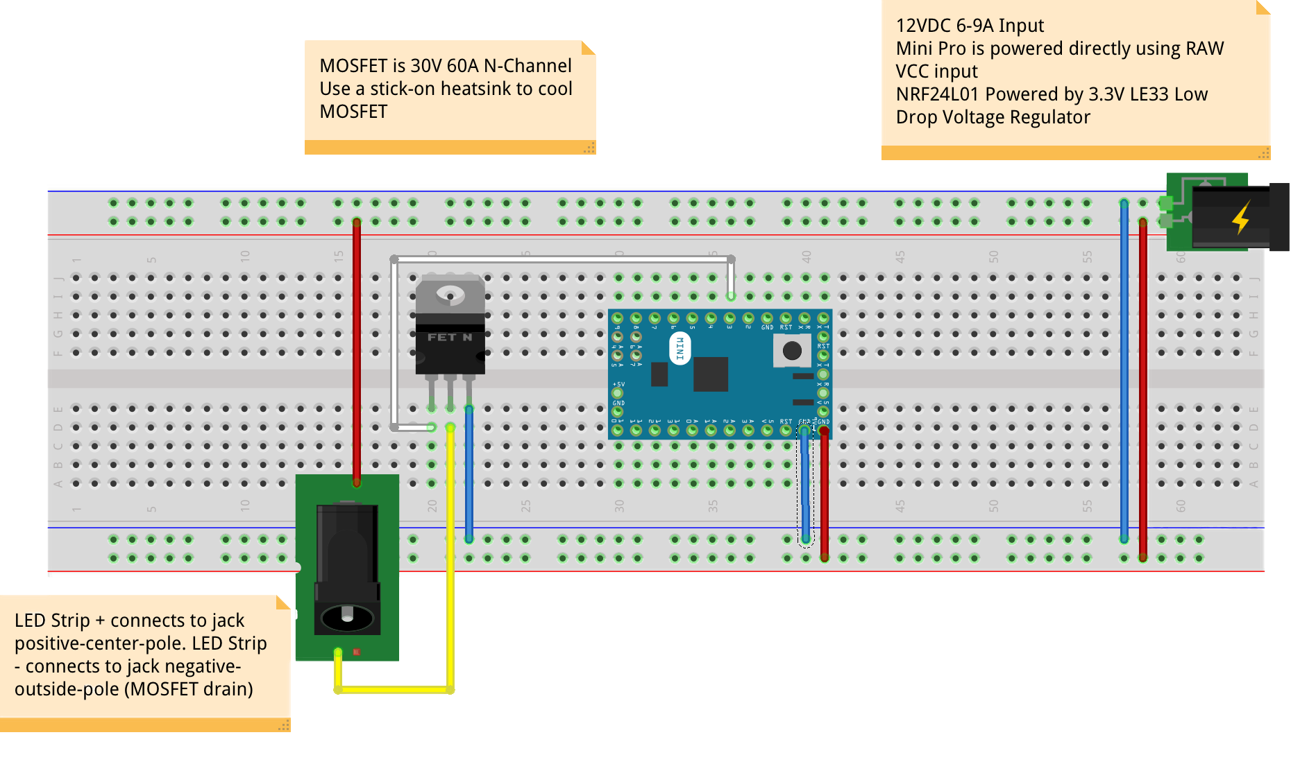 Dimmable Led Actuator Mysensors Create Your Own