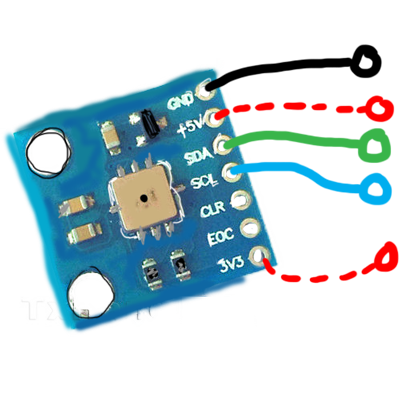 Atmospheric Pressure Sensor | MySensors - Create your own Connected