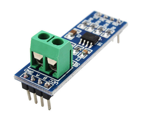 Building a wired RS485 sensor network | MySensors - Create